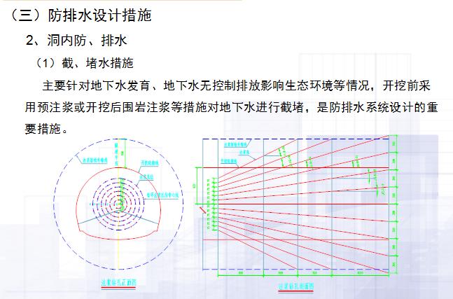 [中铁]铁路隧道防排水技术交底(共26页)