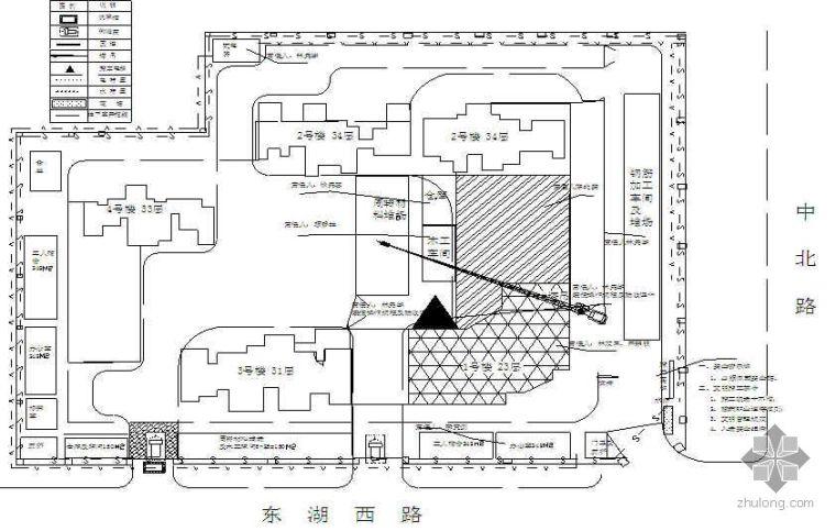 武汉某高层住宅项目安全策划(样板工地)