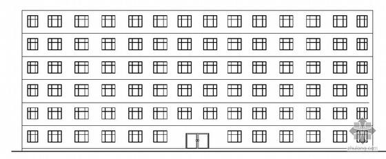 [毕业设计]郑州市大学框架结构办公楼建筑施工图(含开题报告和任务书)
