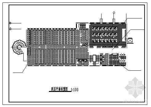 情报楼装修方案图