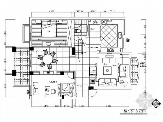 [宁波]豪华优雅双层别墅现代风格装修图(含实景图)