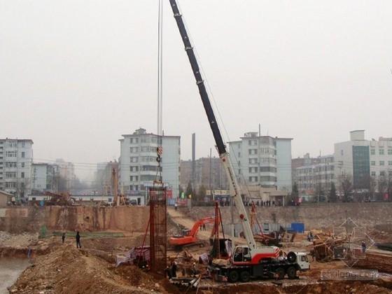 [河南]酒店桩基工程长螺旋钻孔灌注桩施工技术交底