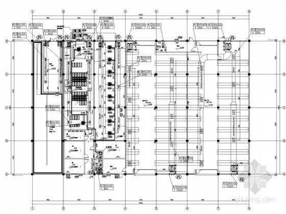 [江西]主题乐园建筑空调通风及防排烟系统设计施工图