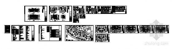 丹堤C区21、22号楼建筑施工图-4