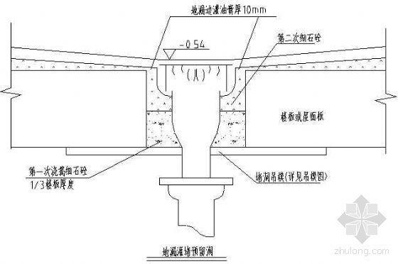 卫生间防渗漏施工工法