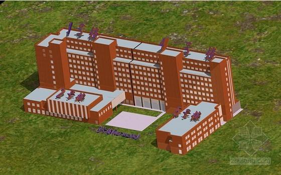 [北京]物理研究所框剪结构科研实验楼施工组织设计(500页 附图)