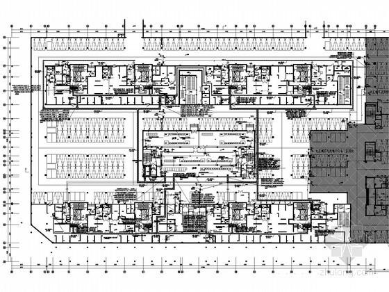 [浙江]70万平商业综合体全套电气图纸314张(商业、酒店、住宅、游乐场)