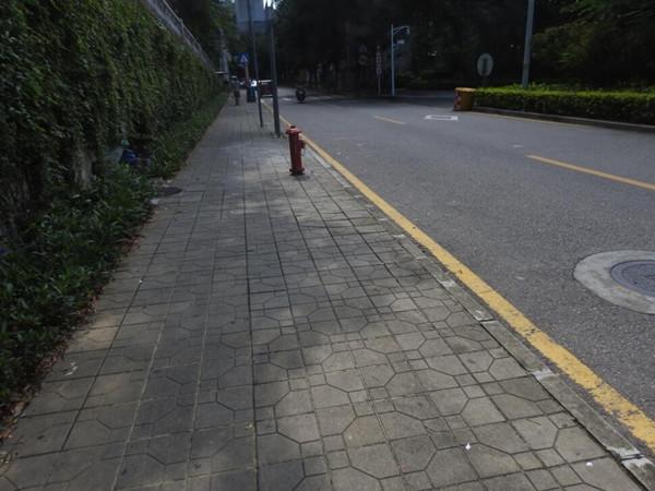 人行道改造工程可行性研究报告