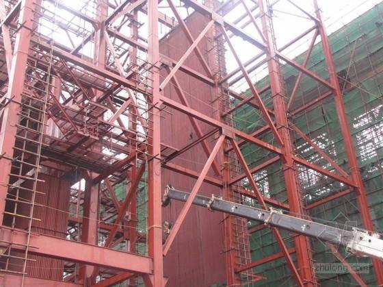 工业生产工程中大型散装锅炉安装施工工法(附高清图片)