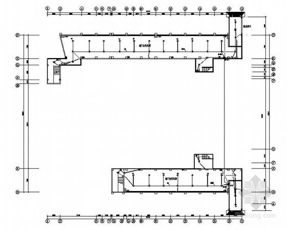 中学综合楼电气设计图