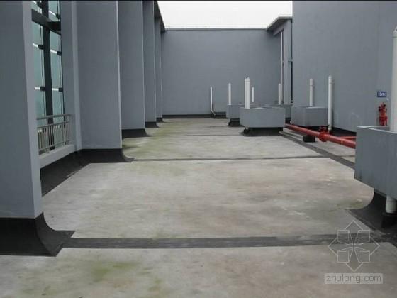[重庆]建筑工程倒置式平屋面施工工艺(附图丰富)