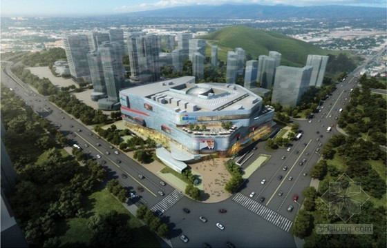 [北京]框架结构商场底板及外墙跳仓法施工方案