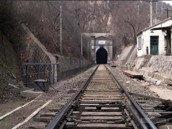 铁路隧道施工作业指导书133页附CAD(开挖支护)