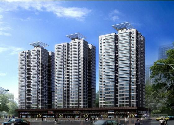 20层住宅楼装饰装修工程施工合同