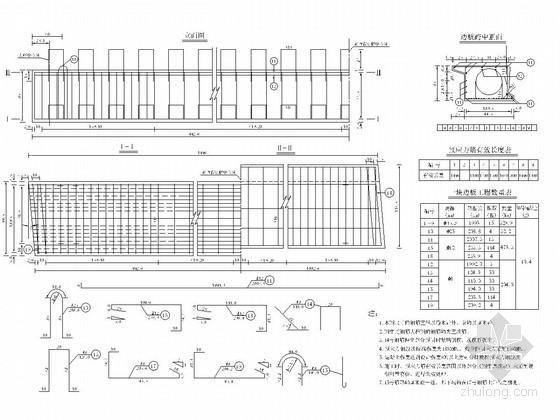 20m跨径预应力混凝土空心板梁设计通用图(24张)