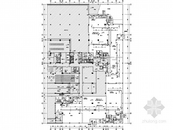 [无锡]五星级酒店地下室人防设计施工图