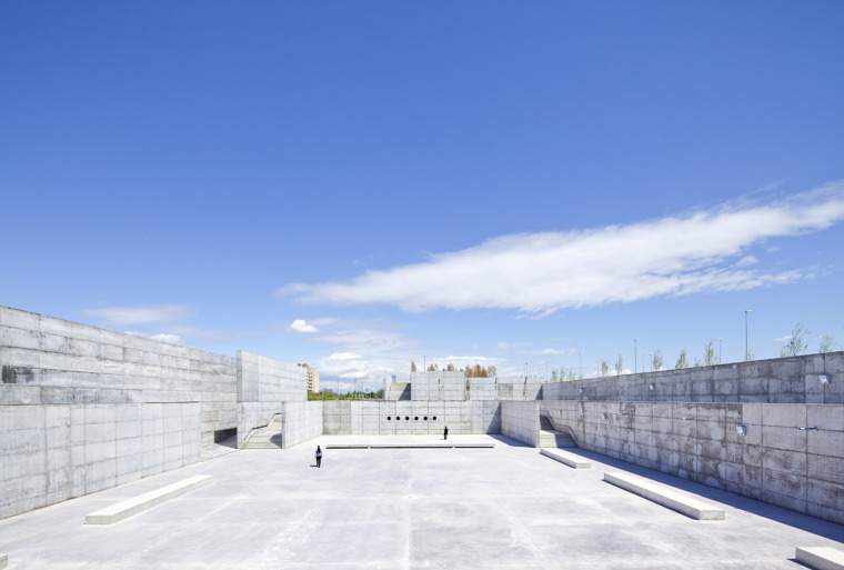 西班牙VENECIA功能性公园