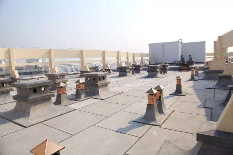 东辉集团建筑屋面装饰主体安装全套创优照片(高清大图,90页)