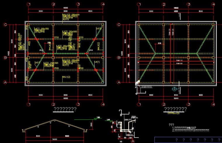 2016年红线宽60米城市快速路图纸全套816张(天桥通道桥U槽隧道,排水照明绿化交通电力)_11
