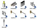 BIM族库-园林-停车设备-停车场管理系统