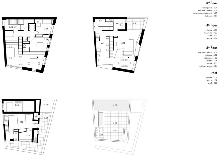 法国斯特拉斯堡办公室与住宅建筑-33