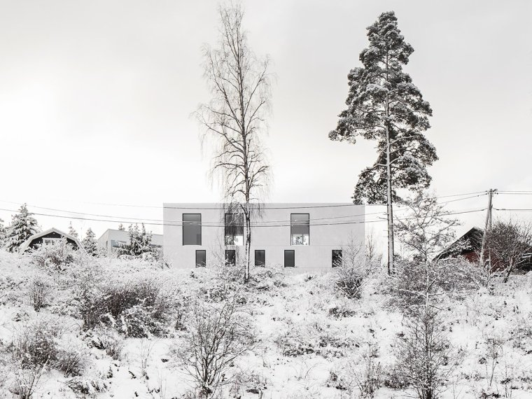 瑞典斯德哥尔摩Mortnas别墅_10
