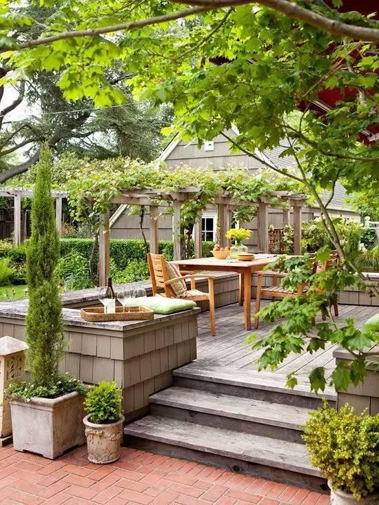设计随笔|花园设计原则——尺度和比例