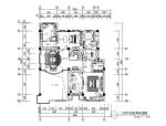 全套欧式古典豪宅设计CAD施工图(含效果图)
