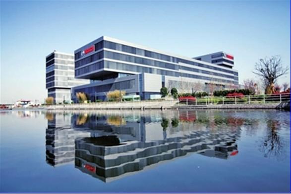 VAV空调系统设计说明资料下载-案例赏析| 博世中国研发总部大楼暖通空调系统设计