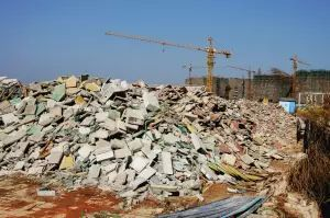 不再为建筑废料头痛不已,建筑垃圾就该如此处理