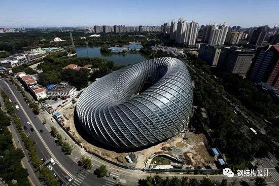 北京凤凰国际传媒中心结构设计