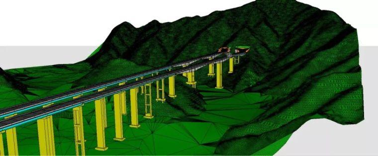 BIM案例 | BIM技术在高速公路施工中的应用