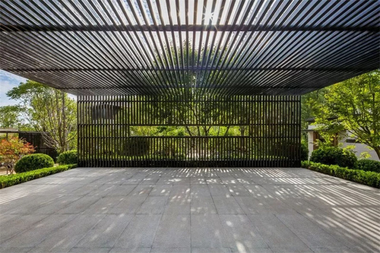北京燕西书院示范区景观-16