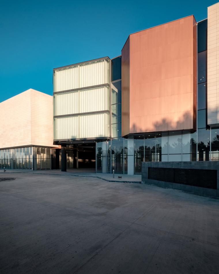 土耳其Hacettepe大学博物馆和生物多样化中心-2