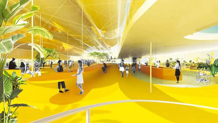 2020年迪拜世博会,你不敢想的建筑,他们都要实现了!_22