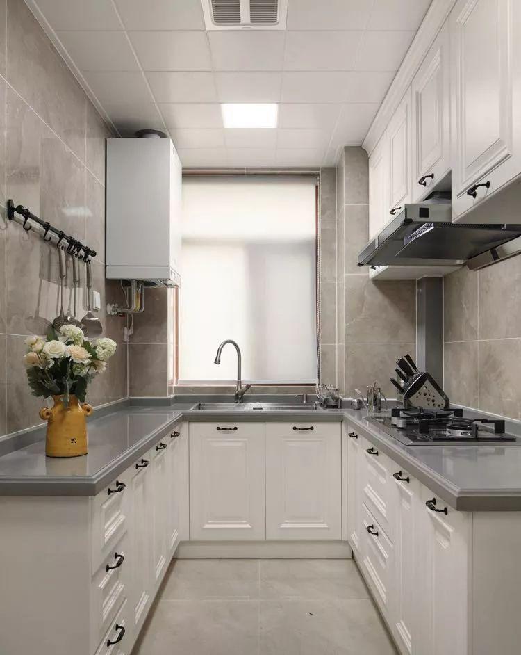 这样设计厨房,美观又实用,果断收藏~_7