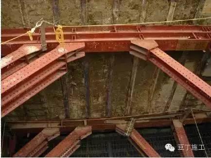 大型深基坑支护施工新技术大搜罗,一网打尽,值得收藏!