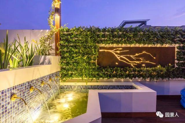 好想有一个这样的屋顶花园,颜值爆表!