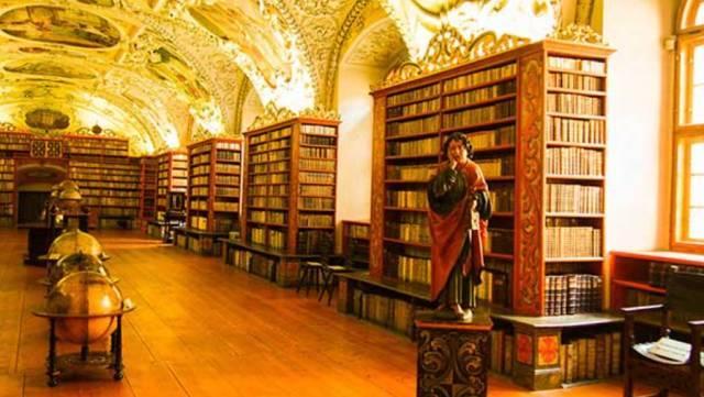 120个地表最美图书馆,来随意感受下