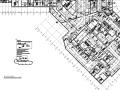 上海大型办公科研项目机电设备施工图(电气、给排水、暖通)