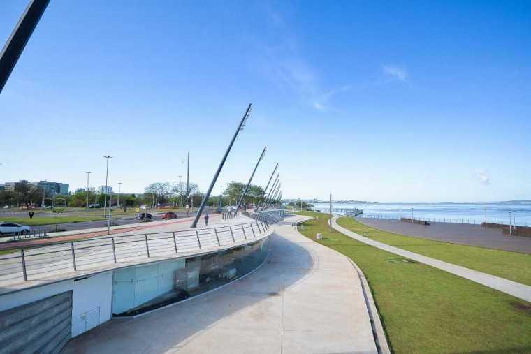巴西阿雷格里港滨水公园-8
