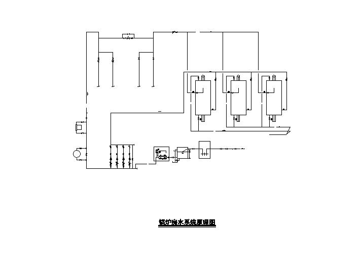 大型商业广场暖通全套施工图纸(186张)