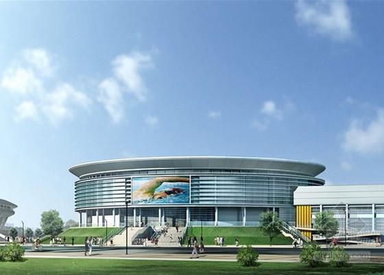 厦门游泳馆土建工程造价指标(2012.7)