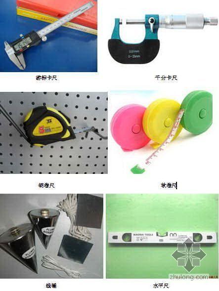 质量检测工具和使用方法