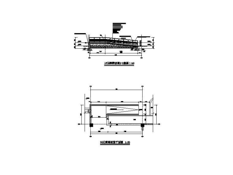 [浙江]五层长条形面砖外墙市级中学建筑施工图(含效果图)_10