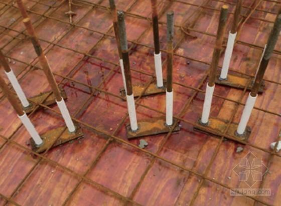 [吉林]大型广场工程型钢悬挑脚手架施工方案(60页)