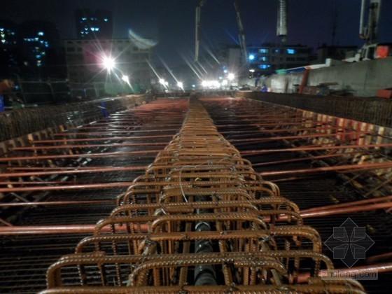 桥梁承台工程专项施工方案资料下载-[广东]道路扩建工程桥梁承台专项施工方案