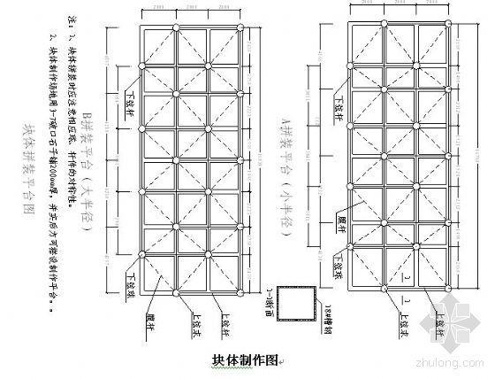 火力发电站干煤棚网架施工组织设计
