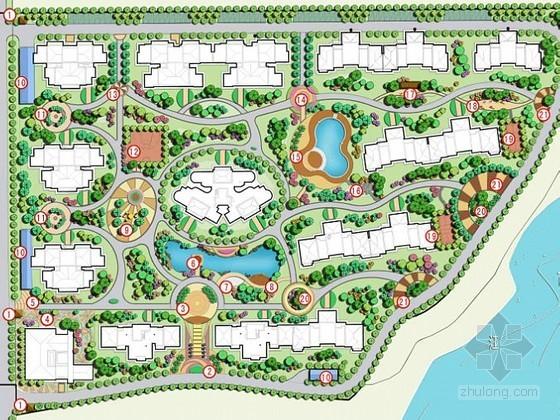 小区景观设计方案