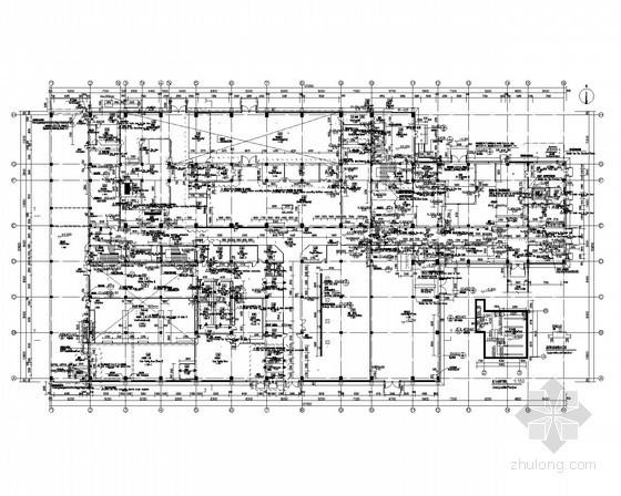 [上海]大型工业园建筑全套电气施工图纸174张